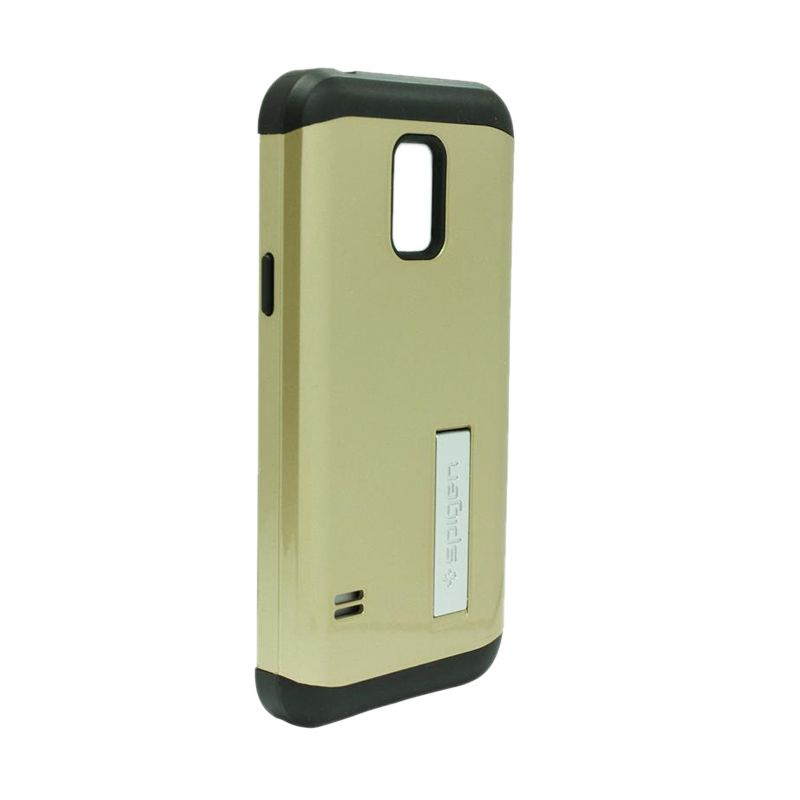 Spigen Tough Armor Gold Casing for Samsung Galaxy S5 Mini