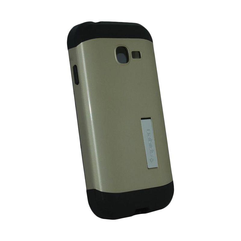 Spigen Tough Armor Gold Casing for Samsung Galaxy Star Pro S7262