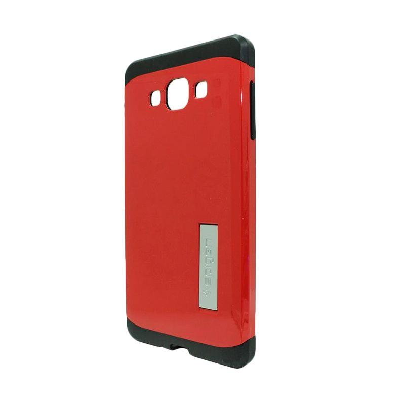 Spigen Tough Armor Red Casing for Samsung Galaxy E7 E700