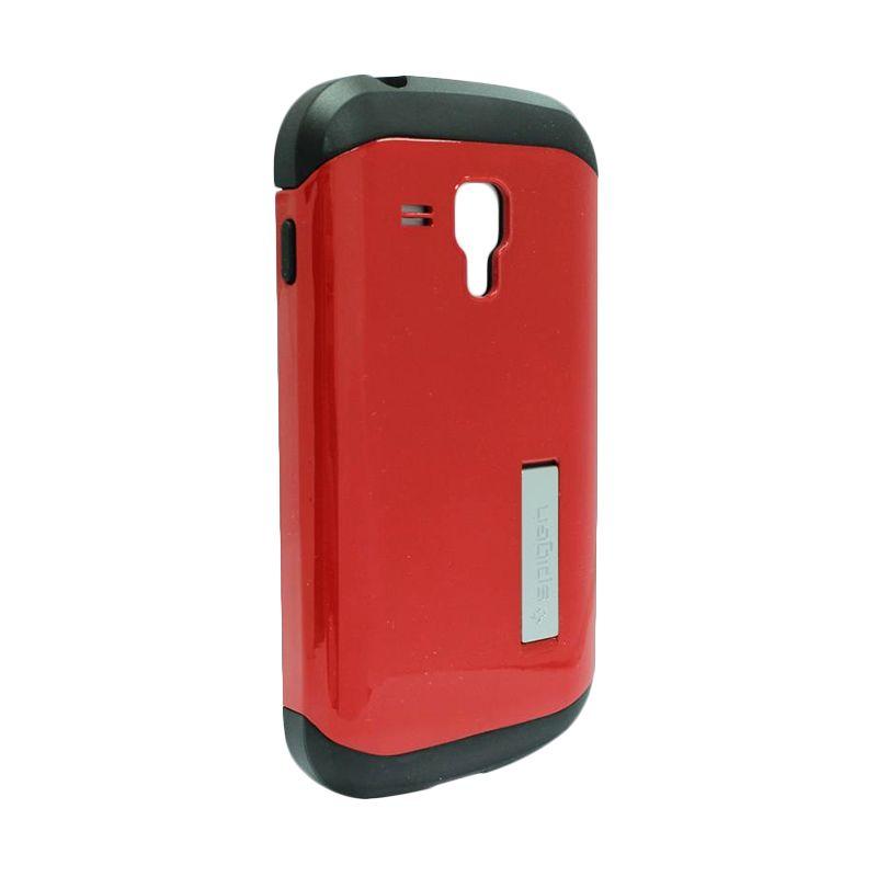 Spigen Tough Armor Red Casing for Samsung Galaxy S Duos S7562
