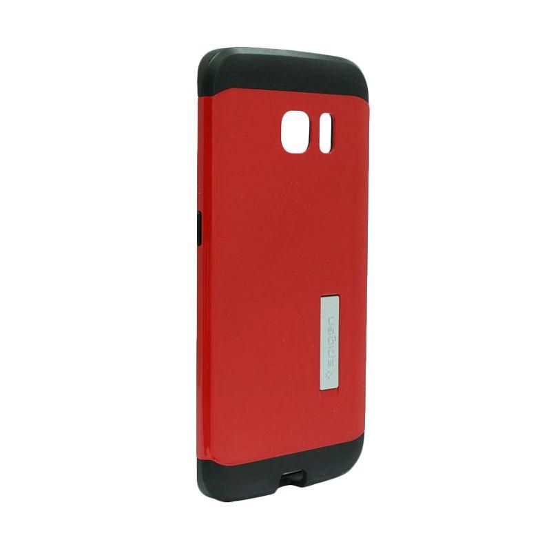 Spigen Tough Armor Red Casing for Samsung Galaxy S6 Edge
