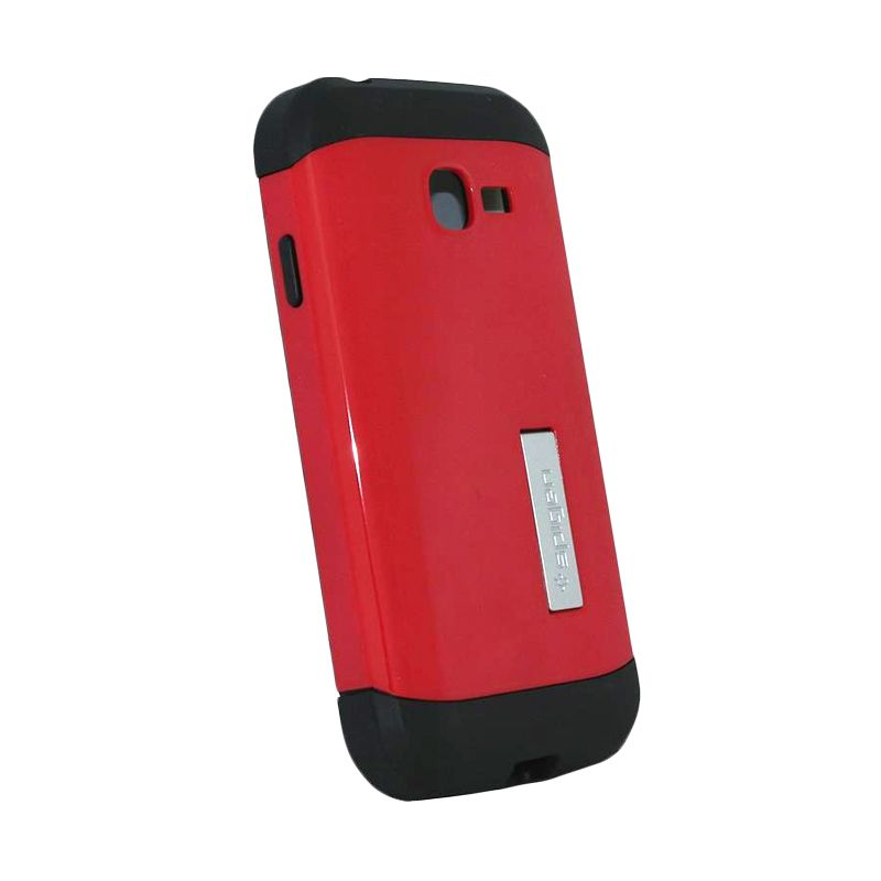 Spigen Tough Armor Red Casing for Samsung Galaxy Star Pro S7262
