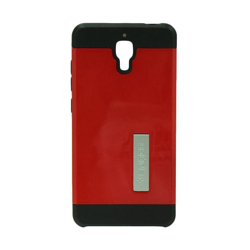 Spigen Tough Armor Red Casing for Xiaomi Mi4