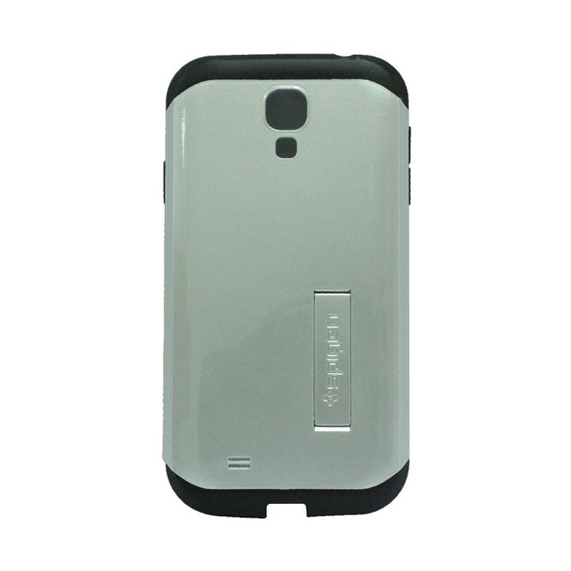 Spigen Tough Armor Silver Casing for Samsung Galaxy S4 i9500