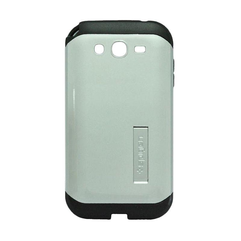 Spigen Tough Armor Silver Casing for Samsung Galaxy Core 2 G355H