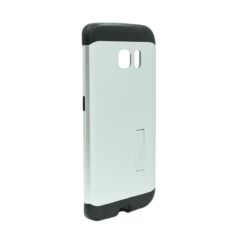 Spigen Tough Armor Silver Casing for Samsung Galaxy S6 Edge