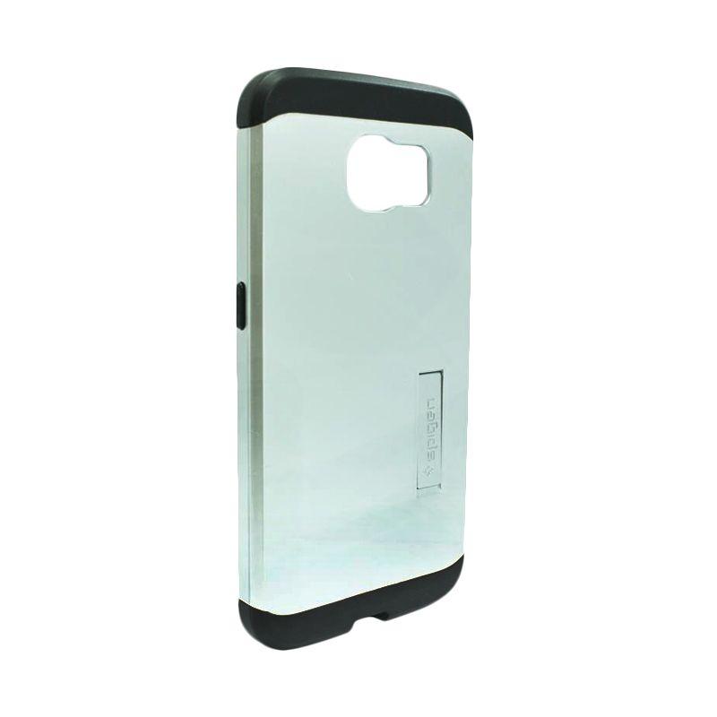 Spigen Tough Armor Silver Casing for Samsung Galaxy S6