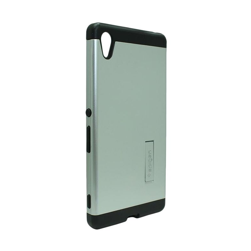 Spigen Tough Armor Silver Casing for Sony Xperia Z4