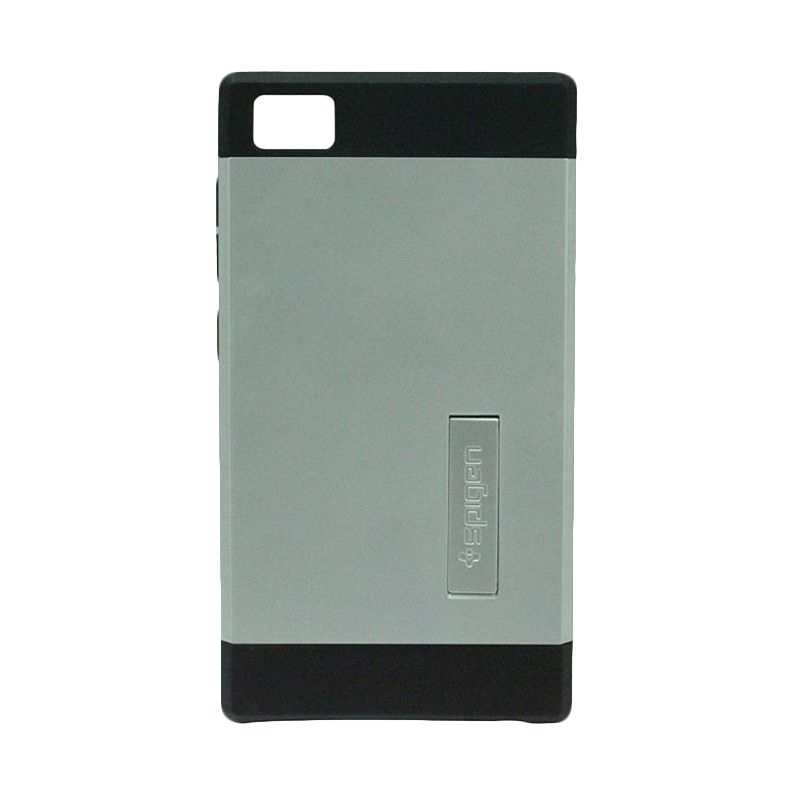 Spigen Tough Armor Silver Casing for Xiaomi Mi3