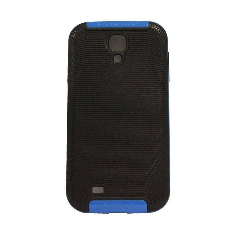 Verus Crucial Bumper Black Blue Casing for Galaxy S4 i9500