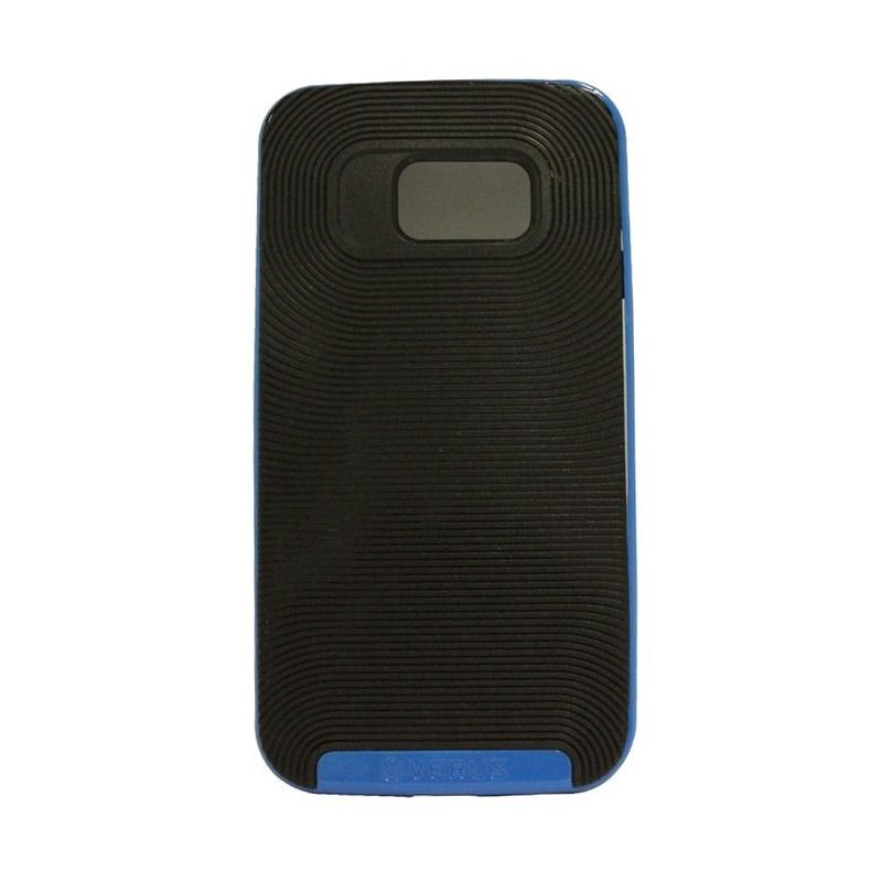 Verus Crucial Bumper Black Blue Casing for Galaxy S6
