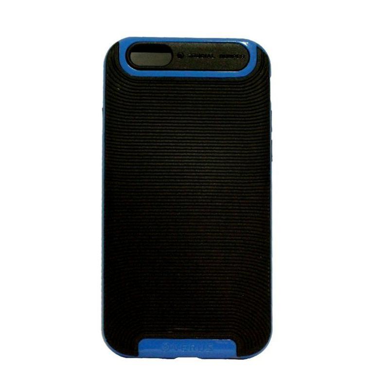 Verus Crucial Bumper Black Blue Casing for iPhone 6 Plus