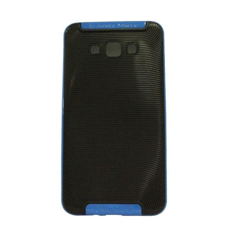 Verus Crucial Bumper Black Blue Casing for Samsung Galaxy A7