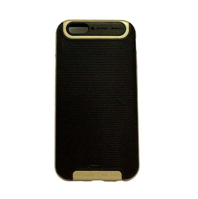 Verus Crucial Bumper Black Gold Casing for iPhone 6 Plus