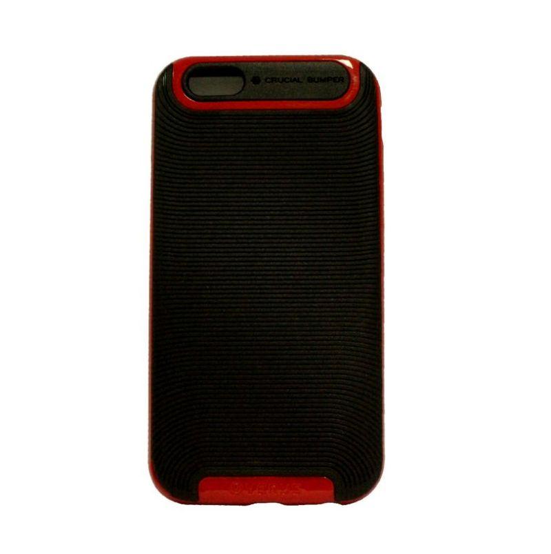 Verus Crucial Bumper Black Red Casing for iPhone 6 Plus