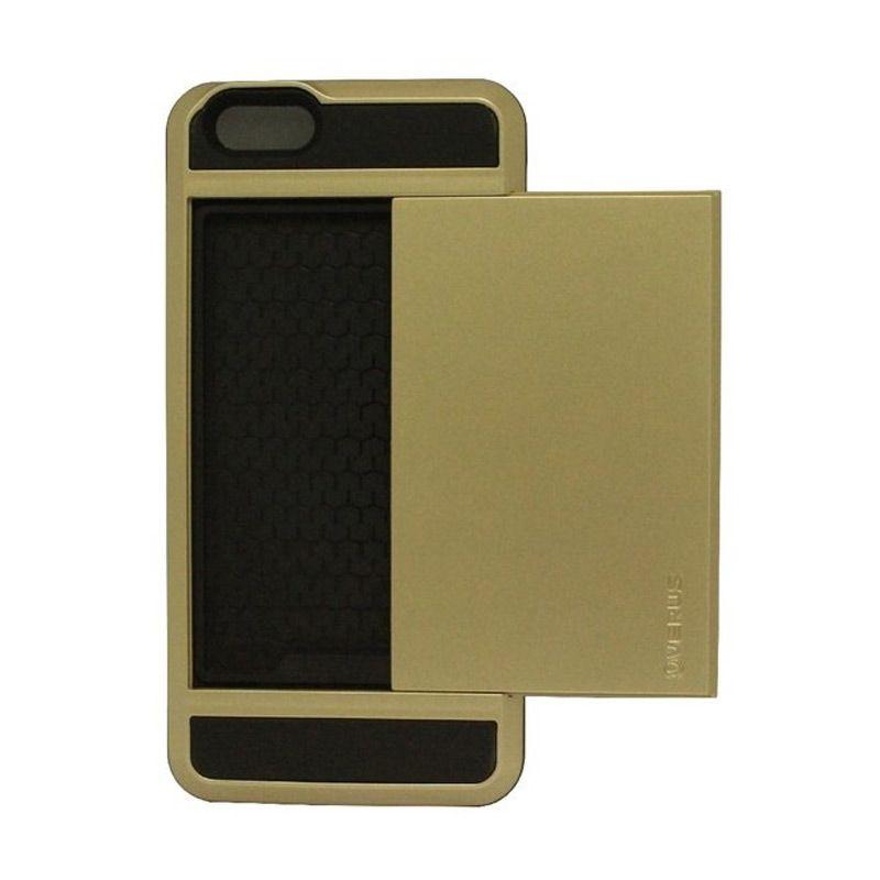 Verus Damda Slide Gold Casing for iPhone 6 Plus