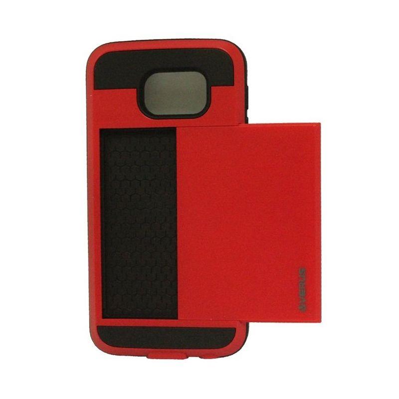 Verus Damda Slide Red Casing for Samsung Galaxy S6