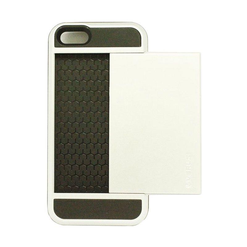 Verus Slide Damda Silver Casing for iPhone 5