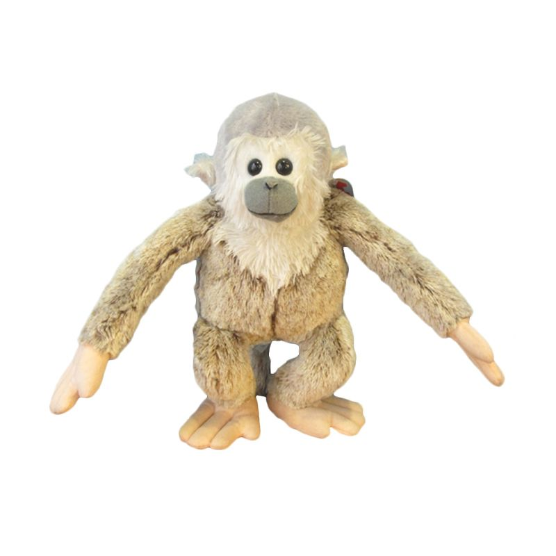 Animaland Bobby Squirrel Monkey Mainan Anak