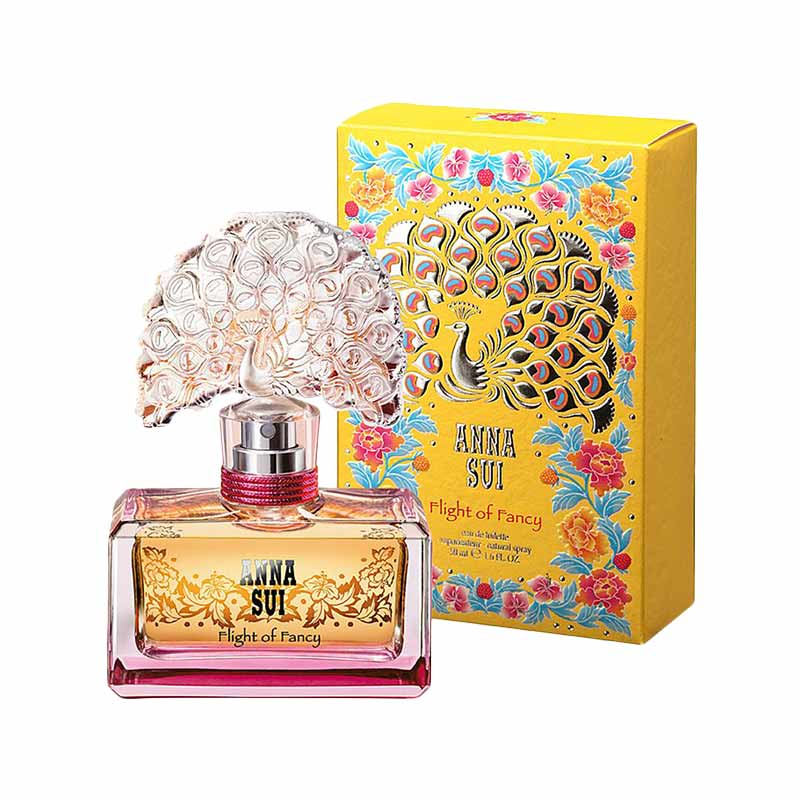 Anna Sui Flight of Fancy Women Parfum EDT Wanita [100 mL]