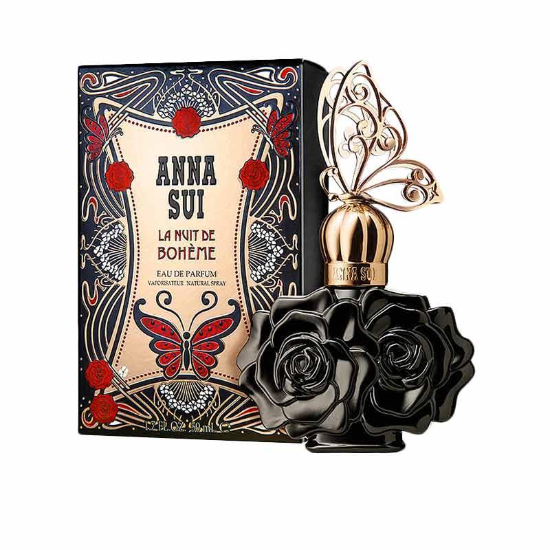 Anna Sui La Nuit de Boheme Women Parfum EDP Wanita [75 mL]