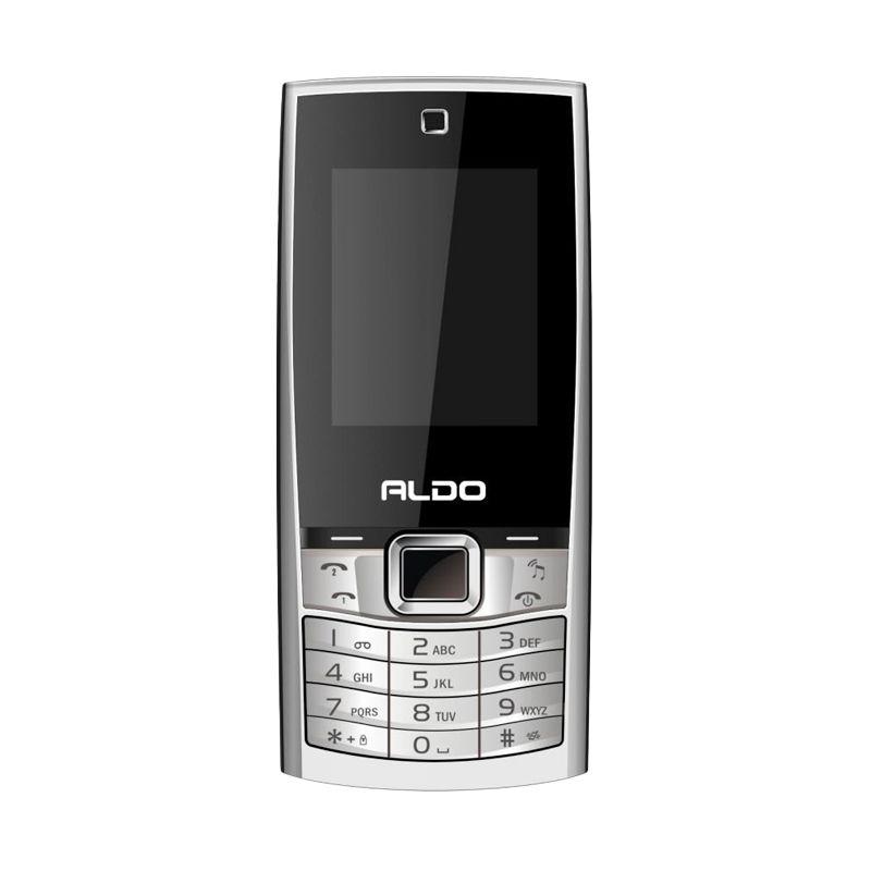 Aldo AL007 Silver Handphone