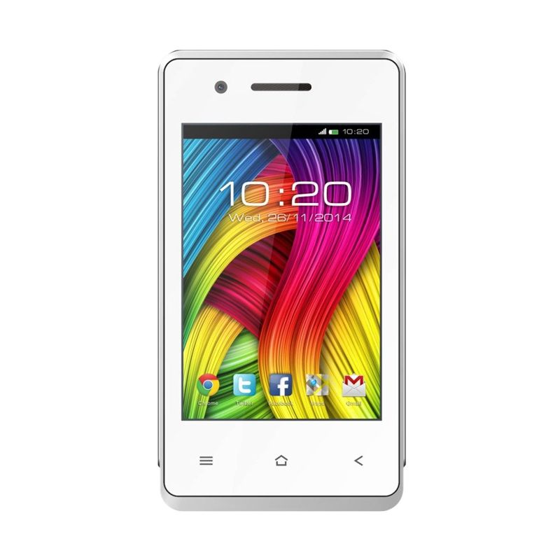 Aldo AS7 Putih Smartphone