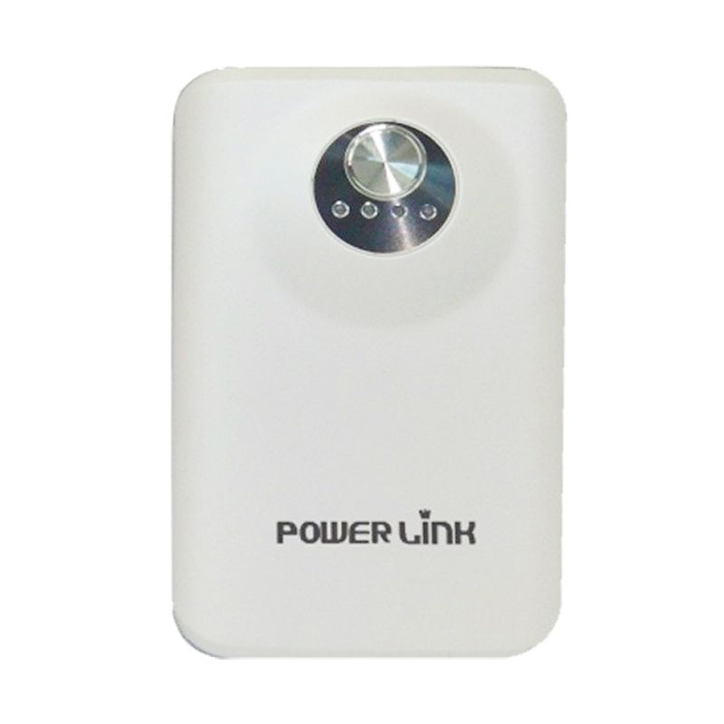 Power Link Putih Powerbank [8400 mAh]
