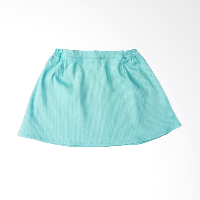 Apple Pineapple Skirt Mint Blue Rok Anak