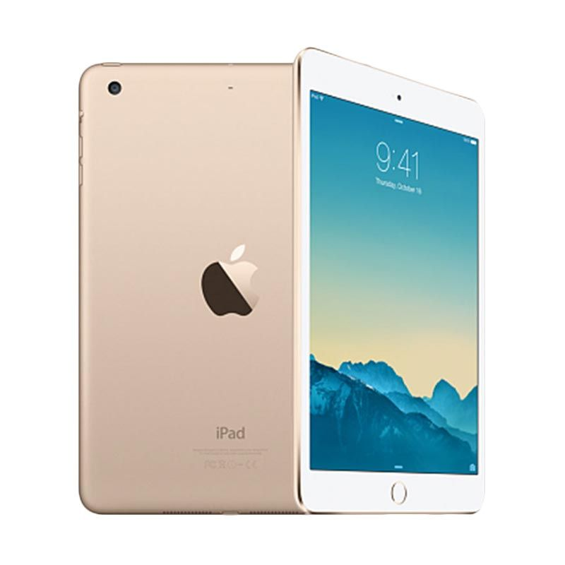 Apple iPad Mini 4 64 GB Gold Tablet [7.9 Inch] ( wifi + cell )