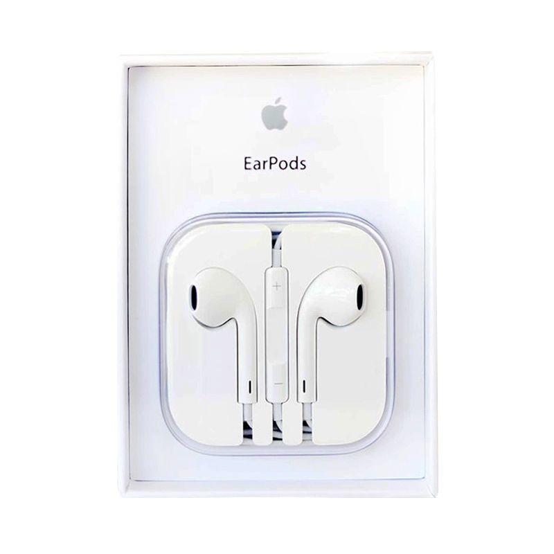 Apple Earpod Original Headset for Iphone 5 or 5S White