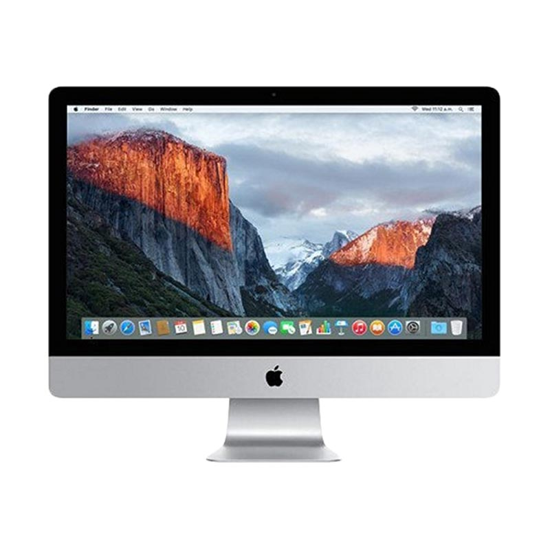 "Apple iMac MK142ID/A Desktop PC [21.5""/1.6GHZ/i5/8GB/1TB/Intel HD Graphic 6000]"