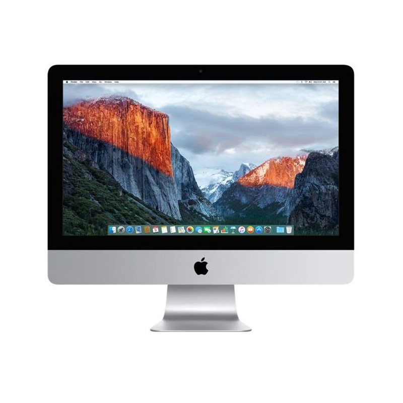 Apple iMac MK142ID/A New Desktop PC [21.5 Inch]