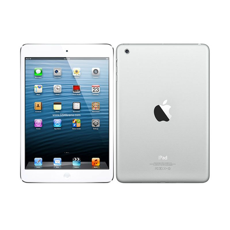 Apple iPad Mini 16 GB Silver Tablet [WiFi/Cellular]