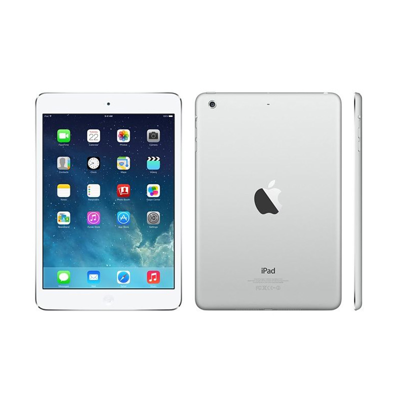 Apple iPad Mini 2 32 GB Silver Tablet [Cell and WiFi]