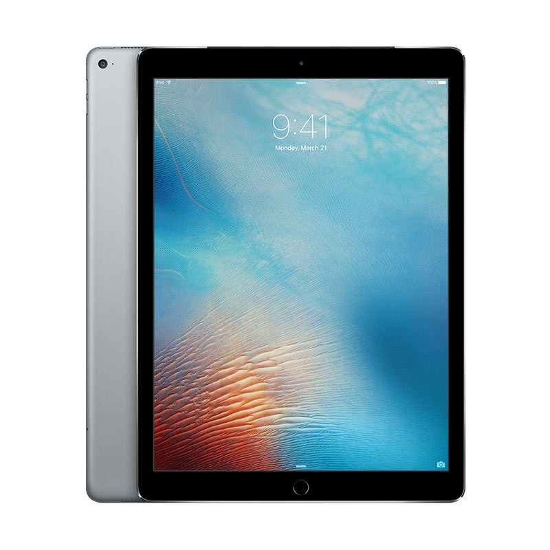 BEST SELLER iPad Pro 12.9 Inch 128 GB Tablet - Space Grey [WiFi + Cellular]