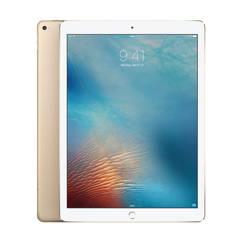 Diskon Apple iPad Pro 12.9 inch 32 GB WiFi Only – Gold