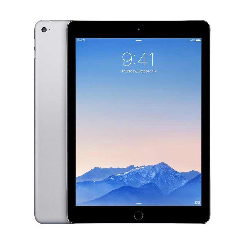 BONUS iPad Pro 32 GB Tablet - Space Gray [Garansi Resmi/9.7 Inch/WiFi/ Cellular]