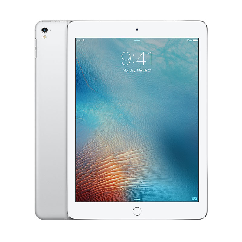 Apple iPad Pro 9.7 Inch 128 GB WiFi + Cellular - Silver