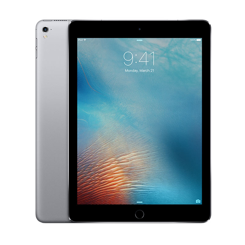harga Apple iPad Pro 9.7 inch 32 GB WiFi Only - Space Gray Blibli.com