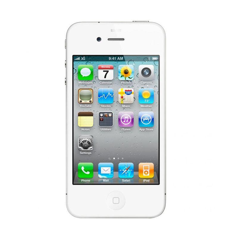 Spesifikasi Apple iPhone 4S 16GB Smartphone - Putih Harga murah Rp 1,544,000. Beli & dapatkan diskonnya.