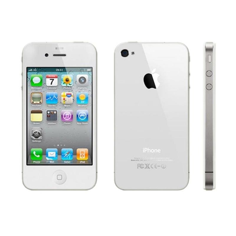 Spesifikasi Apple iPhone 4S 16 GB Smartphone - White + Free Tempered Glass Harga murah Rp 1,494,000. Beli & dapatkan diskonnya.