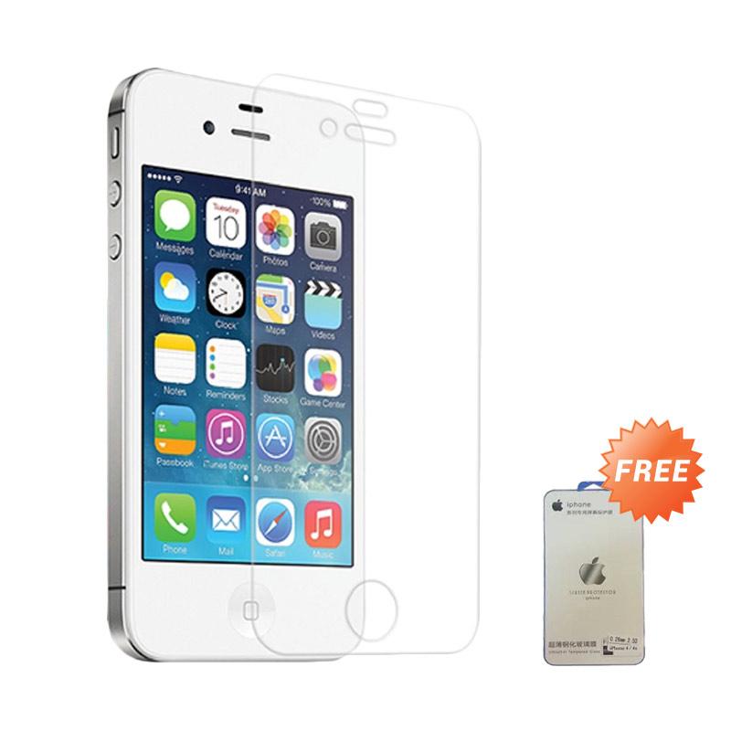 Spesifikasi Apple iPhone 4S 16 GB Smartphone - White + Free Tempered Glass Harga murah Rp 1,635,000. Beli & dapatkan diskonnya.