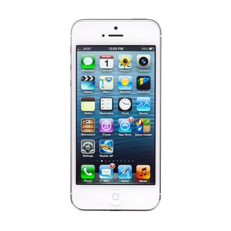 Apple iPhone 5 16 GB Smartphone - White [Refurbish]