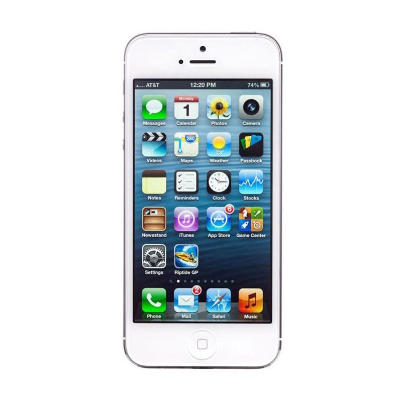 Apple IPhone 5 Smartphone - Putih [16 GB]