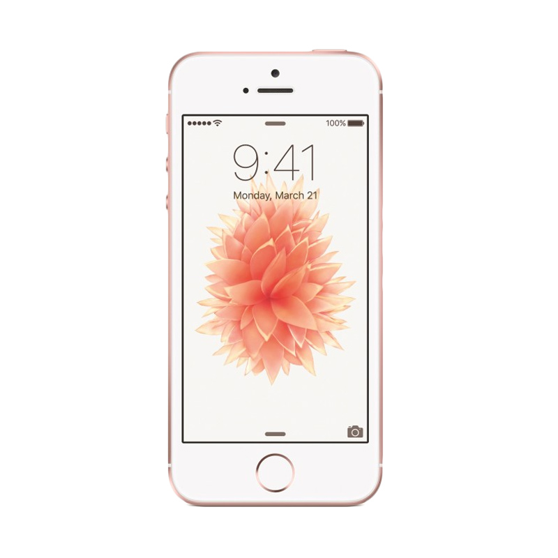 Apple iPhone 5S 16 GB Smartphone - Rose Gold