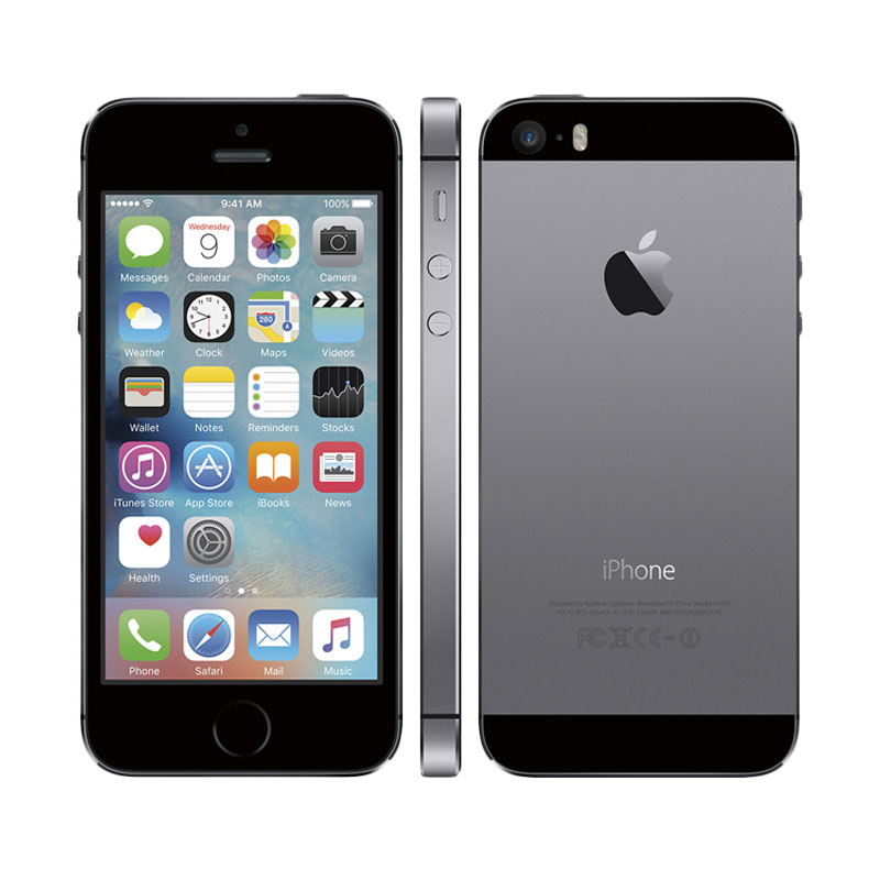 space gray iphone 5s jual apple iphone 5s 16 gb smartphone space gray 16162