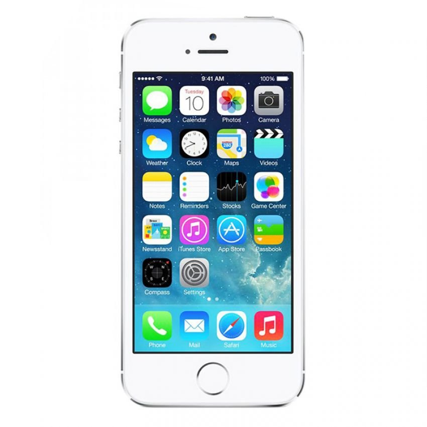 Apple iPhone 5S 32 GB Smartphone - Gold - 9307204 , 15858505 , 337_15858505 , 3025000 , Apple-iPhone-5S-32-GB-Smartphone-Gold-337_15858505 , blibli.com , Apple iPhone 5S 32 GB Smartphone - Gold