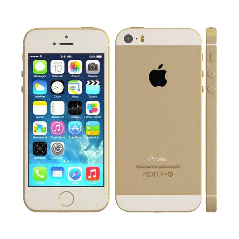 apple store iphone 5s jual apple iphone 5s 32 gb smartphone gold refurbish 13490