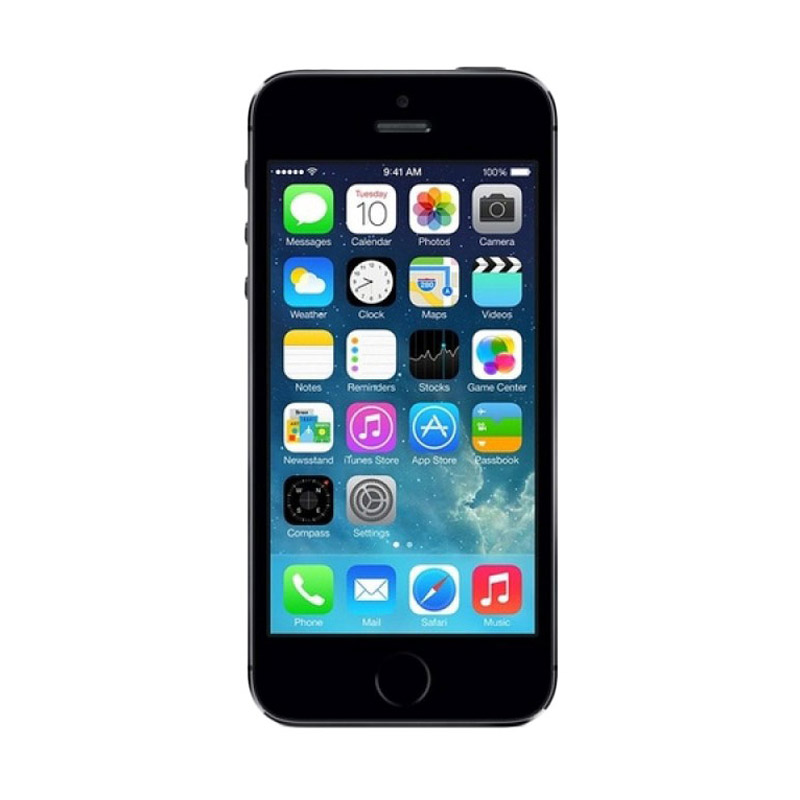 Apple iPhone 5S 32 GB Smartphone - Grey